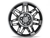 18 Inch Chrome Look Alloy Wheels
