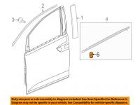 Door Molding Clip