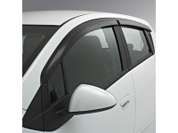 Side Window Weather Deflector