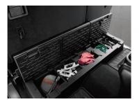 Rear Under Seat Lockable Storage Bin