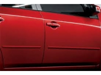 Body Color Side Moldings