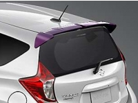 Color Studio Rear Roof Spoiler