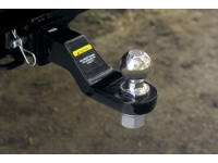 Hitch Ball Mount