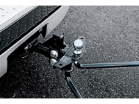 Weight Distribution Hitch Ball Mount