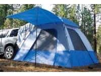 10 Foot X 10 Foot Rear Hatch Tent