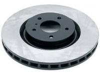 Front Brake Rotors