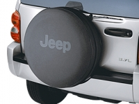 Anti Theft Spare Tire Cover