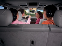 Rear Seat DVD