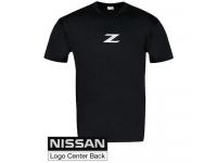 Mens Z Soft Style T-Shirt Black