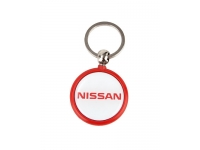 Round Domed Key Tag