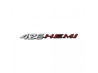 426 Hemi Emblem