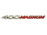 400 Magnum Emblem