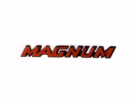 Magnum Nameplate