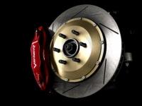 Rear Performance Brake Rotors