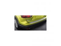 Chrome Rear Bumper Protector