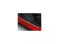 SR Turbo Logo Door Sill Protectors