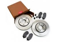 Ceramic Front Brake Kit
