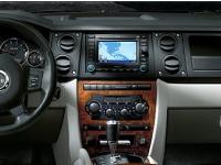 Navigation Radio Bezel Kit
