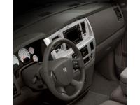 Sport Carbon Fiber Navigation Radio Bezel