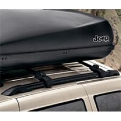Jeep Commander Roof Rack Cross Rails