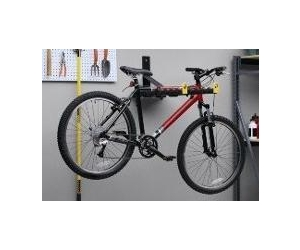 Wall Mount Bicycle and Ski Carrier