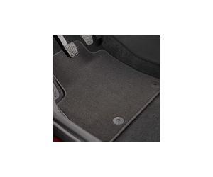 Carpeted Replacement Floor Mats