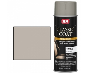 SEM 17353 Silver Gray Classic Coat