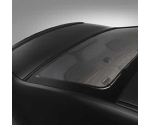 Rear Side Window Sunshades