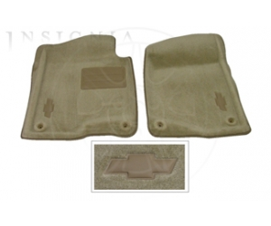 Front Molded Carpet Floor Mats
