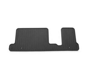 Third Row All Season Rubber Floor Mats