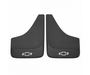 Bowtie Logo Flat Splash Guards