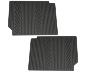 Rear All Weather Floor Mats