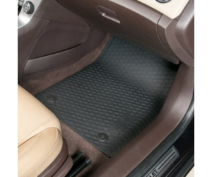 Front and Rear All Weather Floor Mats