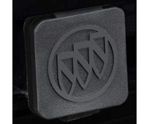 Buick Logo Hitch Receiver Cover