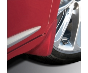 Front Molded Splash Guards