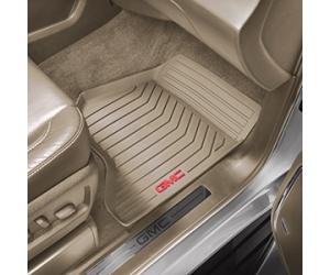 Front Premium All Weather Floor Mats