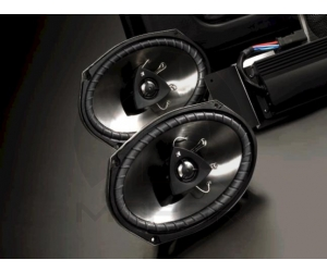 Kicker Audio System Upgrade Package