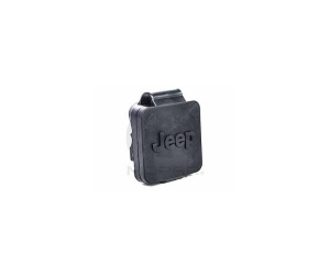 2 Inch Jeep Logo Hitch Receiver Plug