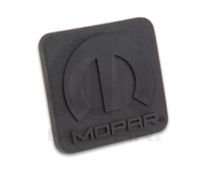 1 1/4 Inch Mopar Logo Hitch Receiver Plug