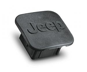 1 1/4 Inch Jeep Logo Hitch Receiver Plug