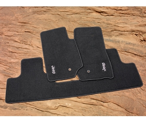 Four Door Carpet Floor Mats