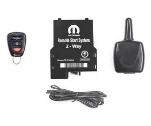 Two Way Remote Starter Upgrade Kit