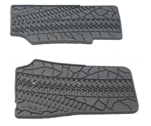 Two Door Slush Style Floor Mats