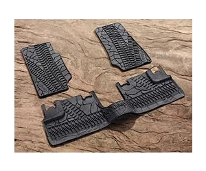 Four Door Slush Style Floor Mats