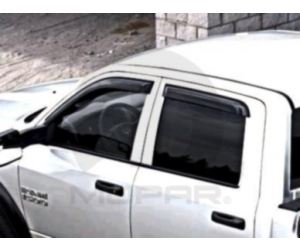 Side Window Air Deflectors