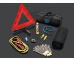 Mopar Logo Roadside Safety Kit