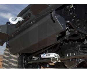 Steering Gear and Sway Bar Skid Plate