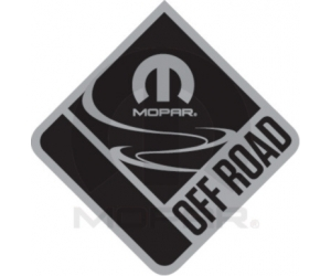 Mopar Off Road Emblem