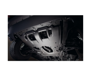Power Steering and Front Suspension Skid Plate