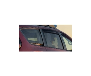 Second Row Side Window Air Deflector